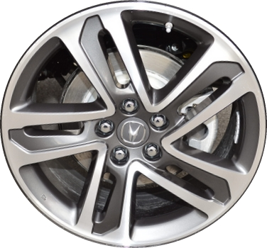 Acura MDX Wheels Rims Wheel Rim Stock OEM Replacement - Acura mdx oem wheels