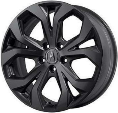 ALYU Acura RDX Wheel Black Painted WTXB - Acura rdx tires