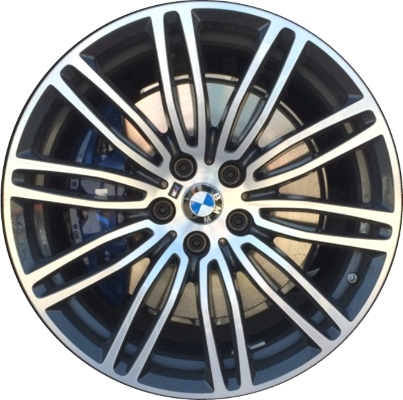 Aly86328u Bmw 530i 540i Wheel 36117855083