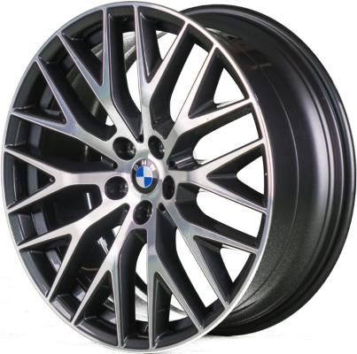 BMW 540i Wheels Rims Wheel Rim Stock OEM Replacement