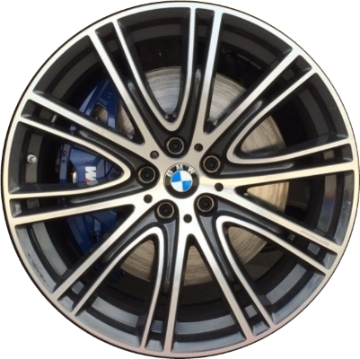 Bmw 530i Wheels Rims Wheel Rim Stock Oem Replacement