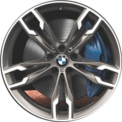 Bmw Bolt Pattern >> BMW 540i Wheels Rims Wheel Rim Stock OEM Replacement