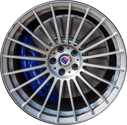 ALY BMW Alpina B Wheel Painted - Bmw alpina rims for sale