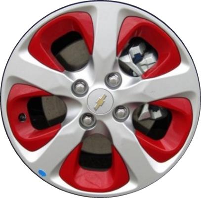 """Chevrolet Spark 2013 2014 2015 15/"""" Factory OEM Wheel Rim 95954821"""