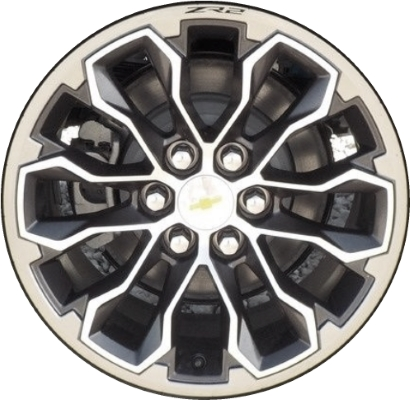 Chevrolet Colorado Wheels Rims Wheel Rim Stock OEM Replacement