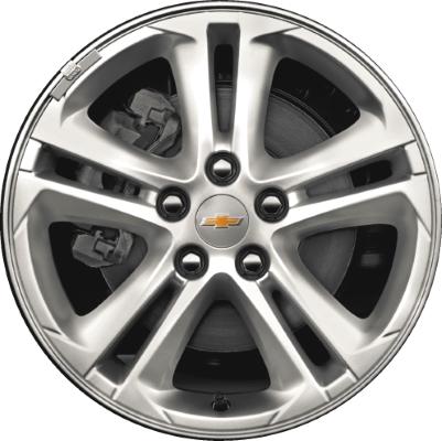Chevrolet Cruze Rims >> Chevrolet Cruze Wheels Rims Wheel Rim Stock OEM Replacement
