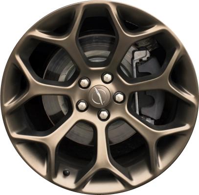 Chrysler 300 Wheels Rims Wheel Rim Stock OEM Replacement