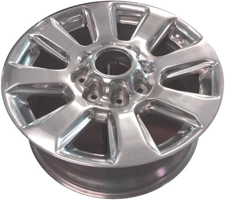 Ford F250 Wheels >> Aly10102 Ford F 250 F 350 Wheel Polished Hc3z1007d