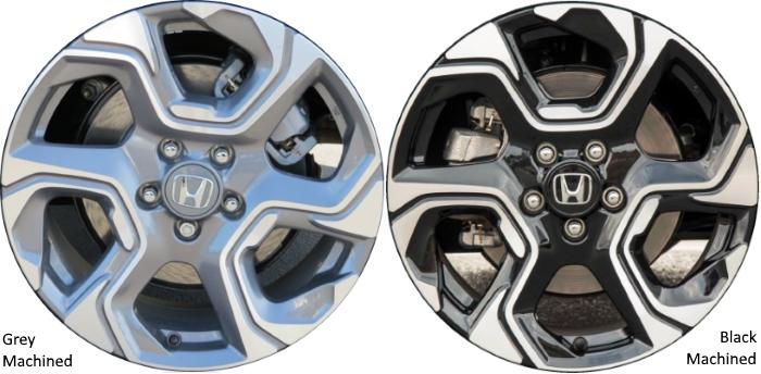 ALY60U Honda CRV Wheel Machined 60TLAA60 Cool Honda Cr V Bolt Pattern