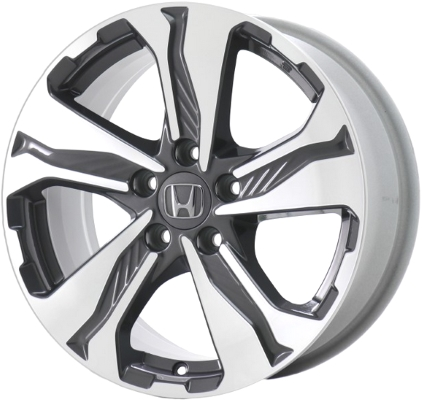 honda cr v wheels rims wheel rim stock oem replacement. Black Bedroom Furniture Sets. Home Design Ideas