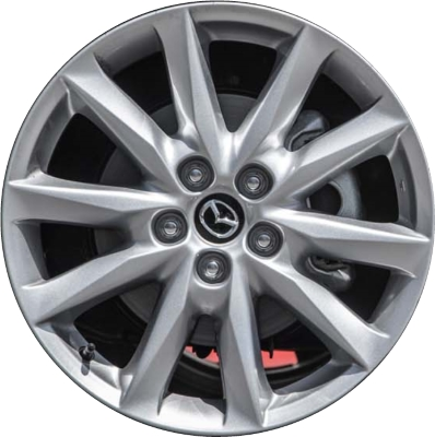 Mazda Mazda3 Wheels Rims Wheel Rim Stock Oem Replacement