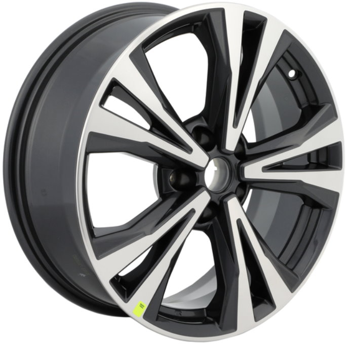 2013 Nissan Rogue Tire Size >> Nissan Rogue Wheels Rims Wheel Rim Stock OEM Replacement