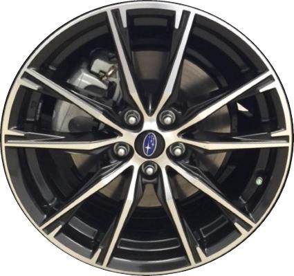 Subaru Brz Br Z Wheels Rims Wheel Rim Stock Oem Replacement