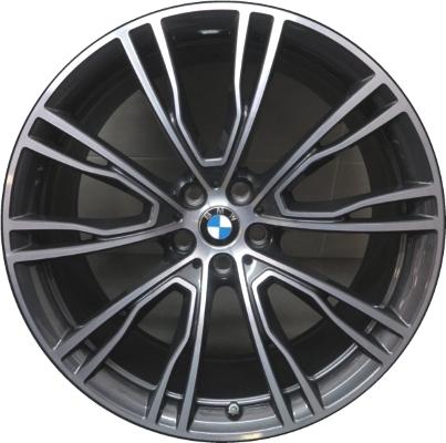 Bmw X3 Wheels Rims Wheel Rim Stock Oem Replacement