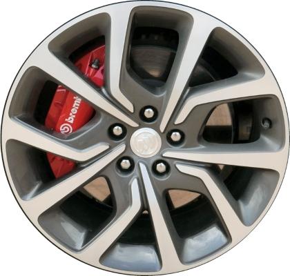 replacement regal wheels rims stock oem hh auto replacement regal wheels rims stock