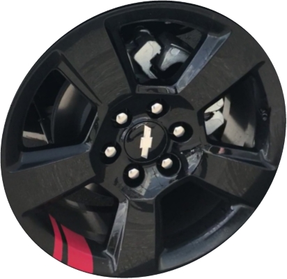 Midnight Edition Chevy Silverado >> Chevrolet Silverado 1500 Wheels Rims Wheel Rim Stock OEM Replacement