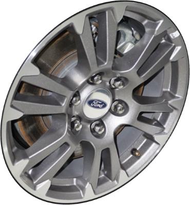 Aly10001u35 Ford F 150 Wheel Grey Machined Jl341007ga