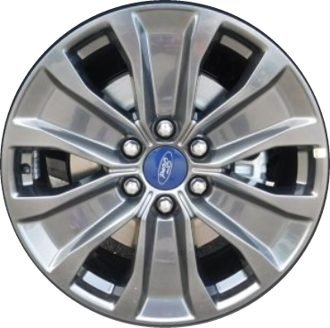 Ford F150 Wheels >> Aly10173 Ford F 150 Wheel Hyper Grey Jl3z1007f