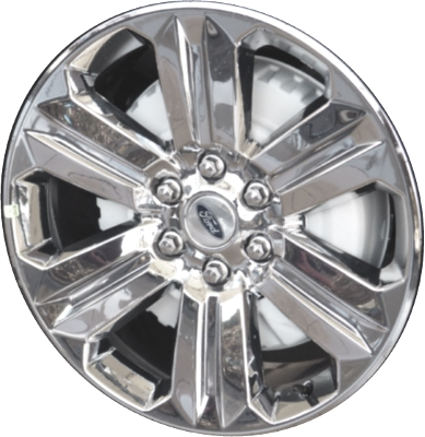 Ford F150 Wheels >> Aly10171 Ford F 150 Wheel Chrome Jl3z1007d
