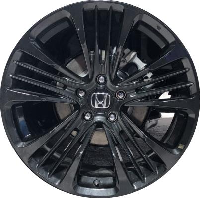 Pb1lc Honda Accord Wheel Hyper Charcoal 08w19tva100d