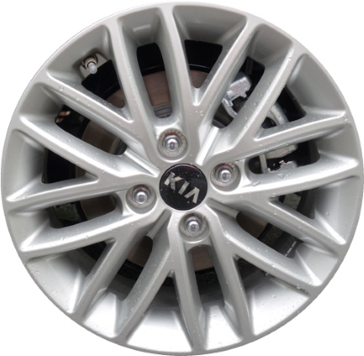 kia rio rio5 wheels rims wheel rim stock oem replacement. Black Bedroom Furniture Sets. Home Design Ideas