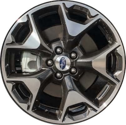 Subaru XV Crosstrek Wheels Rims Wheel Rim Stock OEM ...