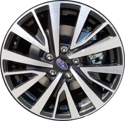 2018 subaru legacy black.  subaru alyleg1718 subaru legacy wheel black machined on 2018 subaru legacy black