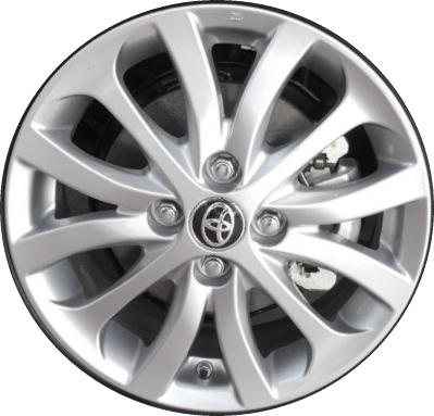 toyota yaris wheels rims wheel rim stock oem replacement toyota yaris fuse box diagram