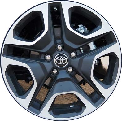 2000 toyota rav4 wheel size