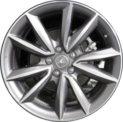 ALYRDXU Acura RDX Wheel Grey Machined - Acura rdx wheels