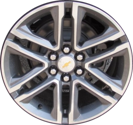Replacement Chevy Colorado Wheels | Stock (OEM) | HH Auto