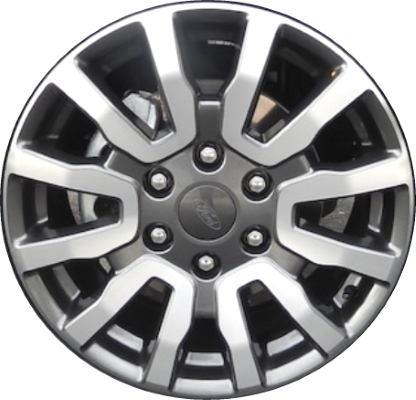 99062 Reconditioned OEM Steel Wheel 17x7.5 Fits 2019 Ford Ranger
