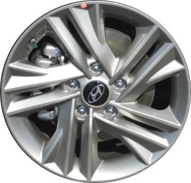 2012 Hyundai Elantra Tire Size >> Hyundai Elantra Wheels Rims Wheel Rim Stock OEM Replacement