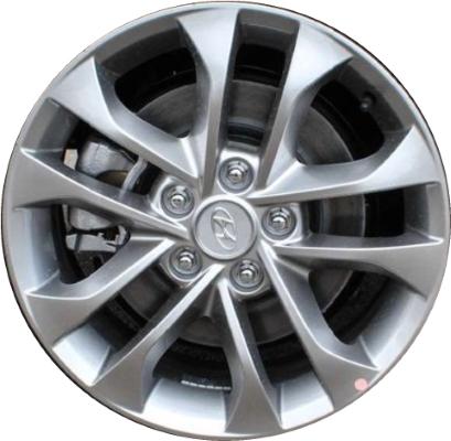 Hyundai Santa Fe Wheels Rim
