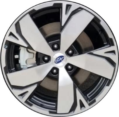 Subaru Forester Wheels Rims Wheel Rim Stock Oem Replacement