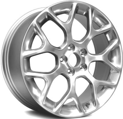 Chrysler 300 Bolt Pattern >> Chrysler 300 Wheels Rims Wheel Rim Stock Oem Replacement