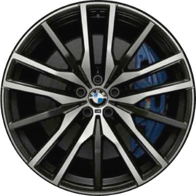 Bmw X5 Wheels Rims Wheel Rim Stock Oem Replacement