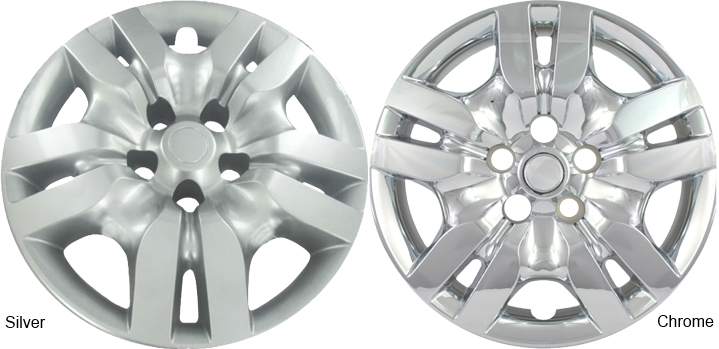 455 16 inch aftermarket nissan altima (bolt on) hubcaps wheel covers setNissan Altima 16 Rims #21