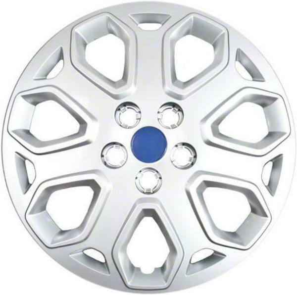 463 16 inch aftermarket ford focus (bolt on) hubcaps/wheel covers set