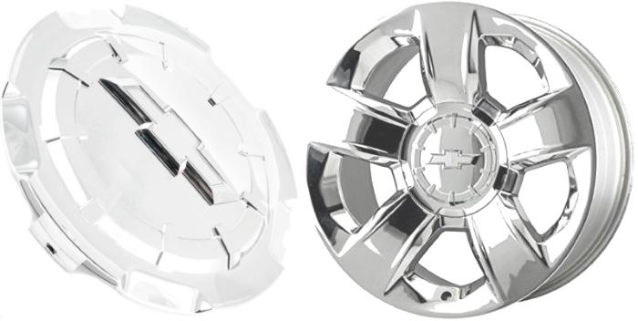 Buy Chevrolet Silverado 1500 Center Caps Factory Oem