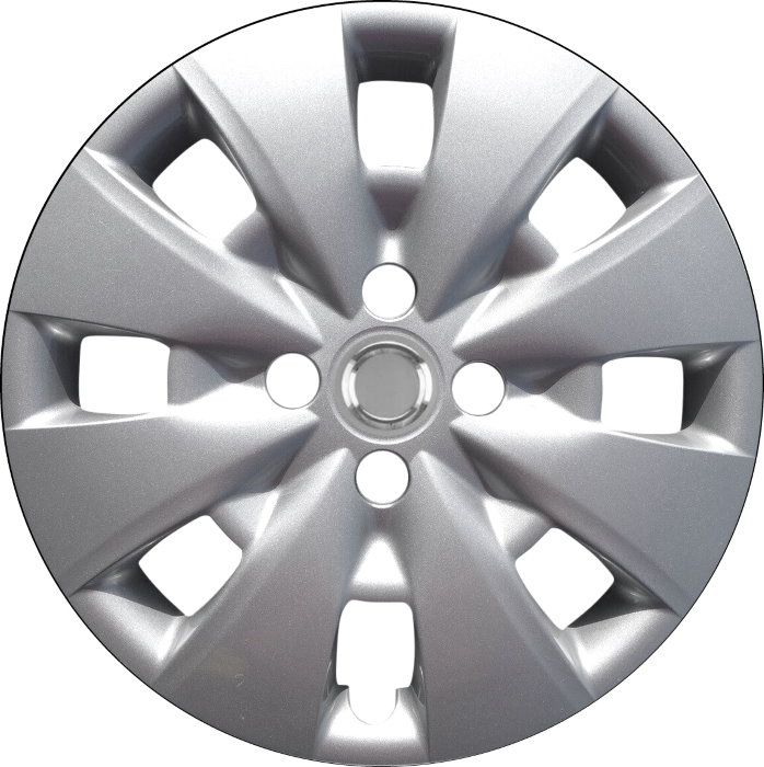 Toyota Brevis 15 Inch Black Blue Wheel Trims 1999-2007