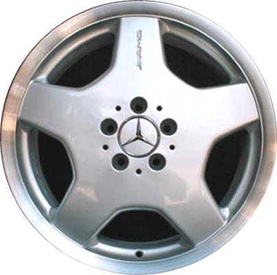 Mercedes s420 wheels rims wheel rim stock oem replacement for Mercedes benz replacement wheels