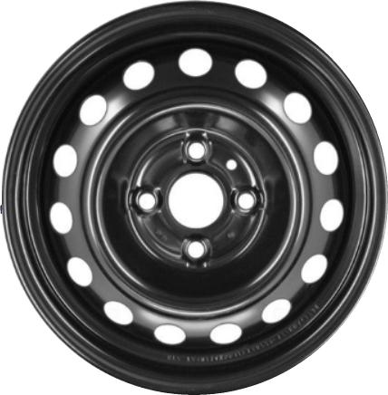 Kia Rio Rio5 Wheels Rims Wheel Rim Stock Oem Replacement