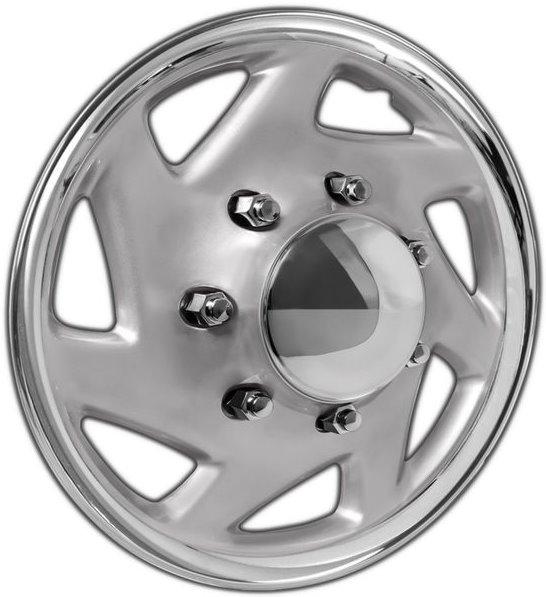 94c 16 Inch Aftermarket Silver Ford Pickup Truckvan Hubcapswheel