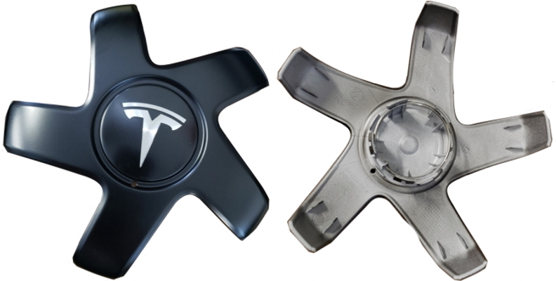 Buy Tesla Model 3 CenterCaps Factory OEM Hubcaps Stock Online