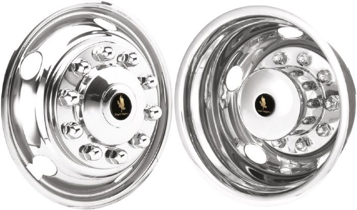 workhorse step van 19 5 u0026quot  inches simulators hubcaps liners