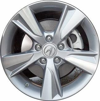 ALY Acura ILX Wheel Grey Machined TXA - Acura ilx wheels