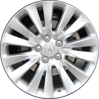 Ls05 Acura Rlx Wheel Silver Painted 42800ty2a90