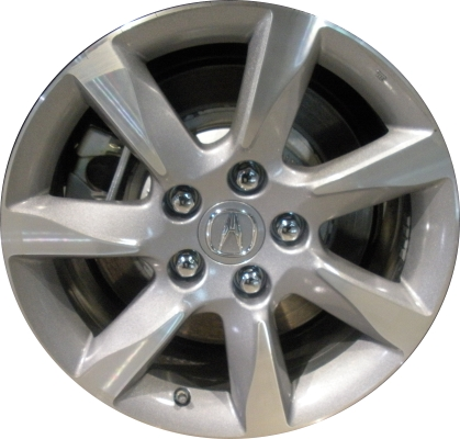 Acura Tl Wheels >> Acura Tl Wheels Rims Wheel Rim Stock Oem Replacement