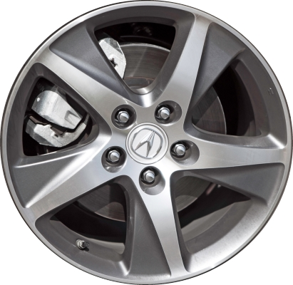acura tsx wheels rims wheel rim stock oem replacement. Black Bedroom Furniture Sets. Home Design Ideas